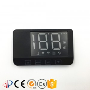 Factory Wholesale Head Up Display 2.8inches Dual Mode Windshield Projector Car HUD Display for All Cars