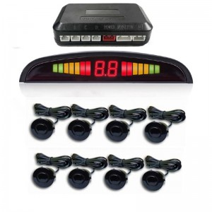 Vehicle Ultrasonic Smart Car Parking Sensor System stable performance with most competitive price