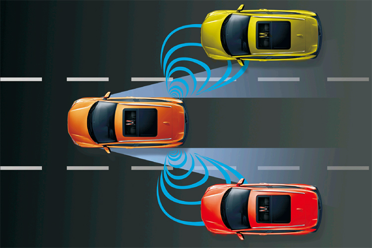 Why Buy a Blind Spot Detection System