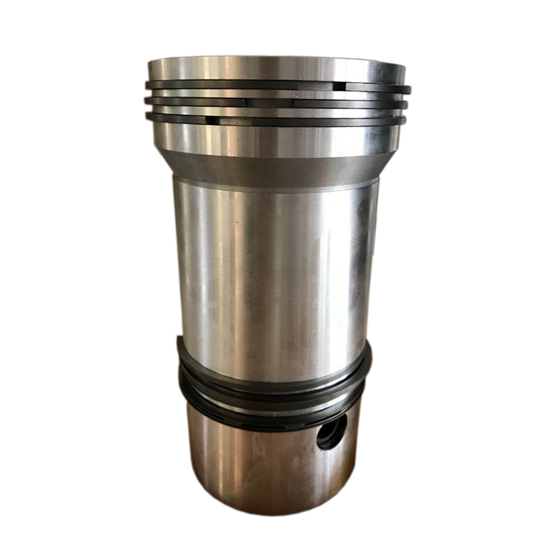 3. Air Compressor-4.Piston & piston ring-W140