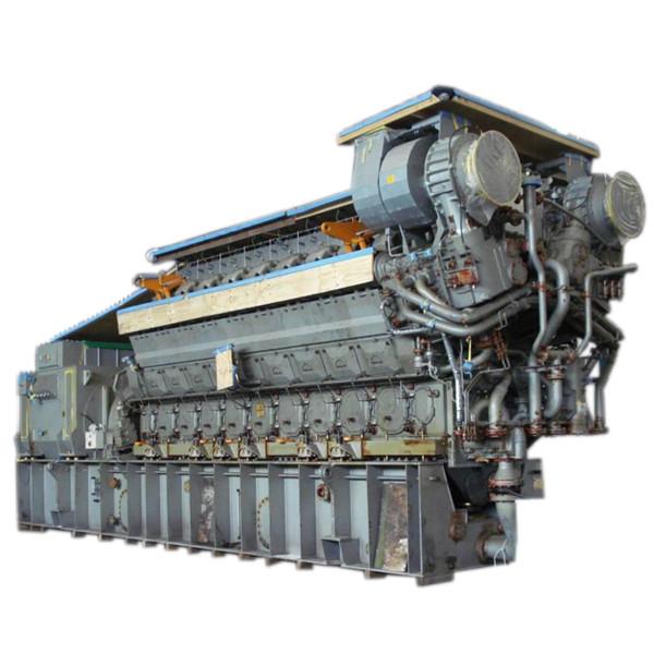 Diesel & generator sets (2)