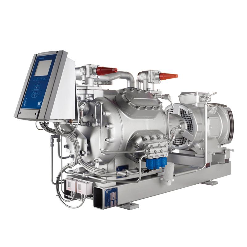 Marine air conditioning compressor (1)