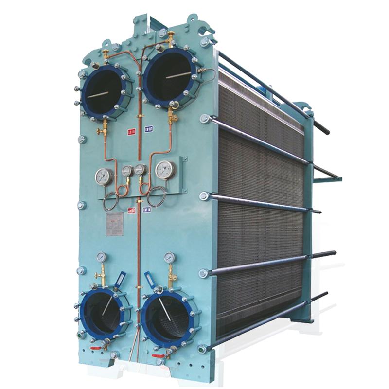 Plate heat exchanger (5)