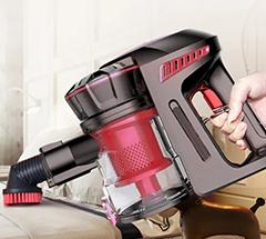 移动手持式可充电吸尘器的无刷直流电机技术