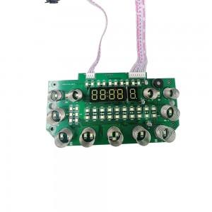 最低100rpm URAT PCBA驱动板用于无刷直流电机