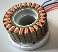 永磁同步电动机和无刷直流电动机的区别