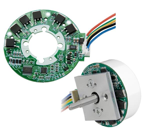 具有BLDC电机的设备的总解决方案