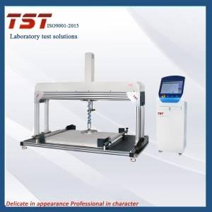 床垫人体工程学健康测试机硬度分类和分布