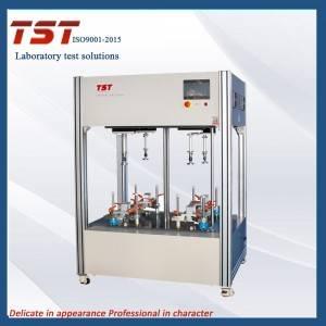 通过高温和低温贮存试验进行的气弹簧活塞杆循环寿命试验