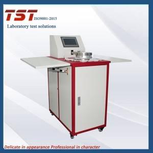 织物透气/透气性和空气阻力测试仪