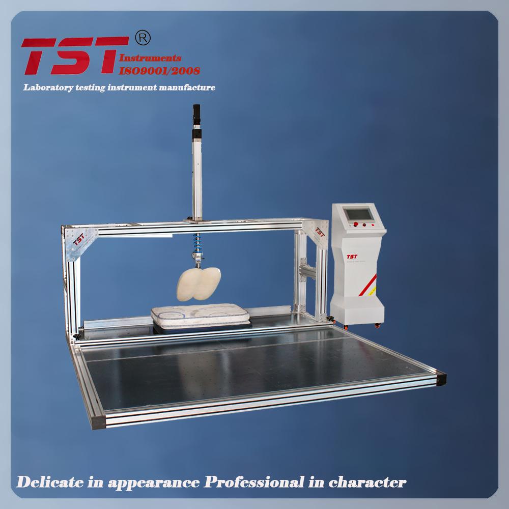 床和床垫功能特性评定.床垫边缘耐久性试验机
