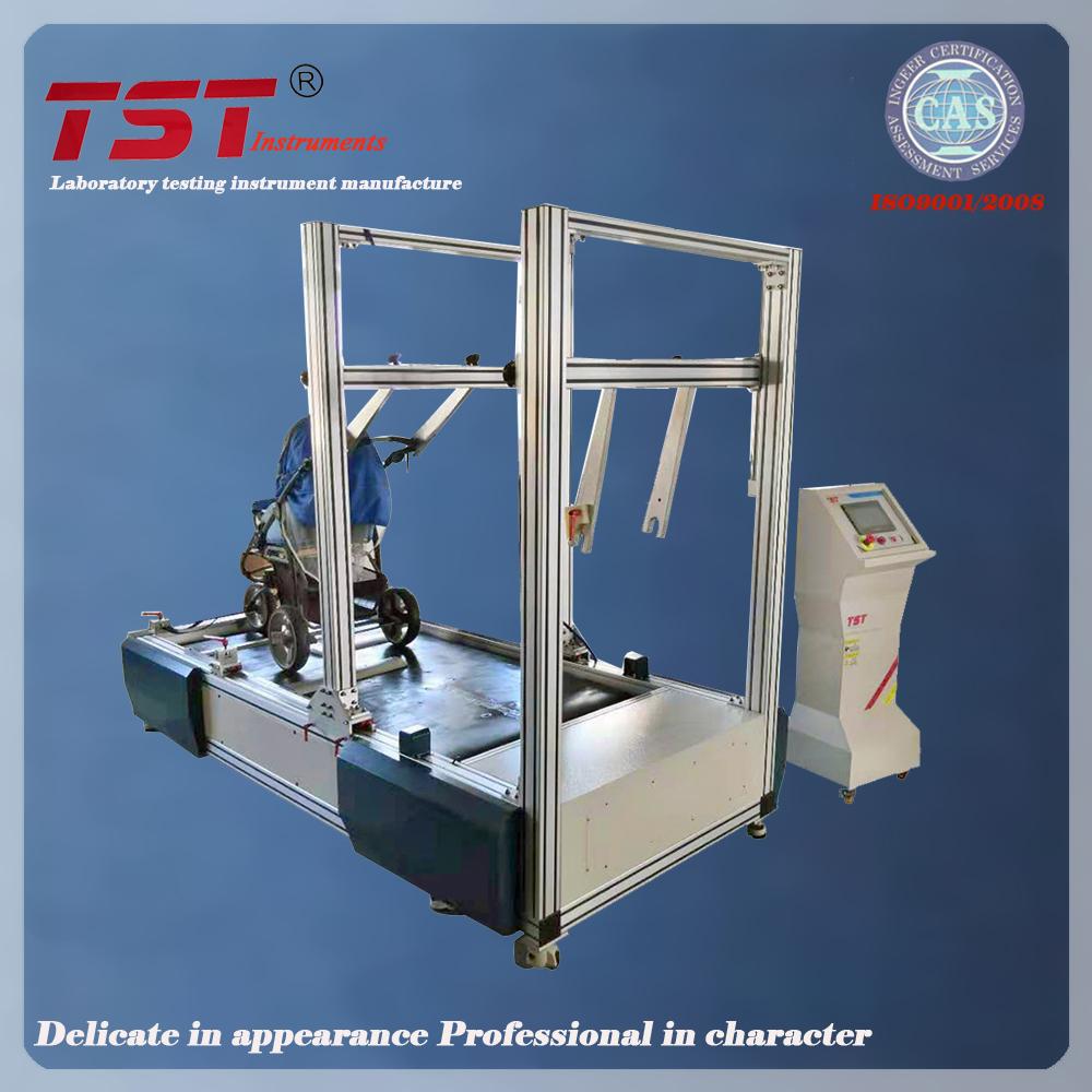 童车动态耐久性试验机-轮式童车/婴儿推车试验机