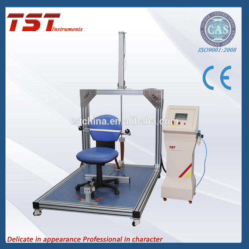 BIFMA X5.1办公椅靠背倾斜耐久性试验机疲劳试验