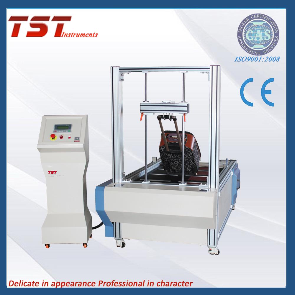 中国供应商实验室检测设备高品质旅行箱行走测试旅行特色形象