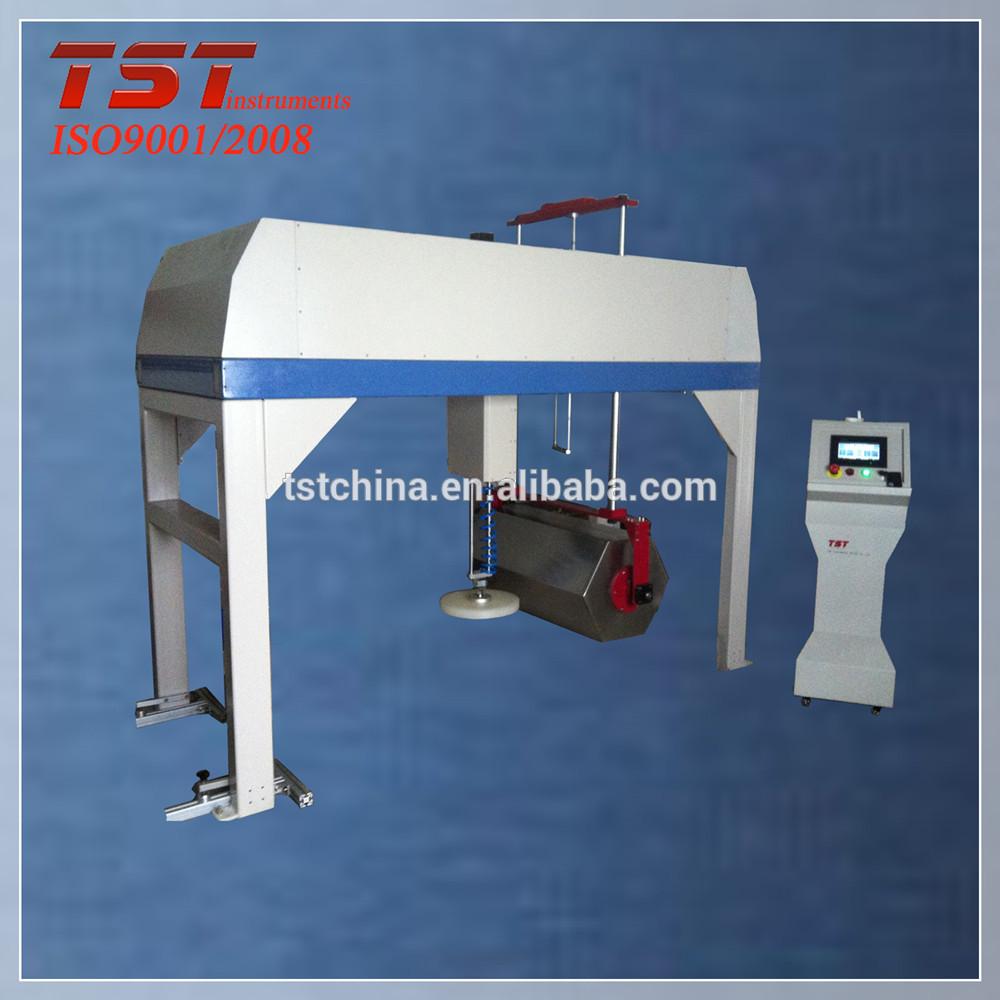ASTM F 1566床垫实验室测试仪床垫辊耐久性试验