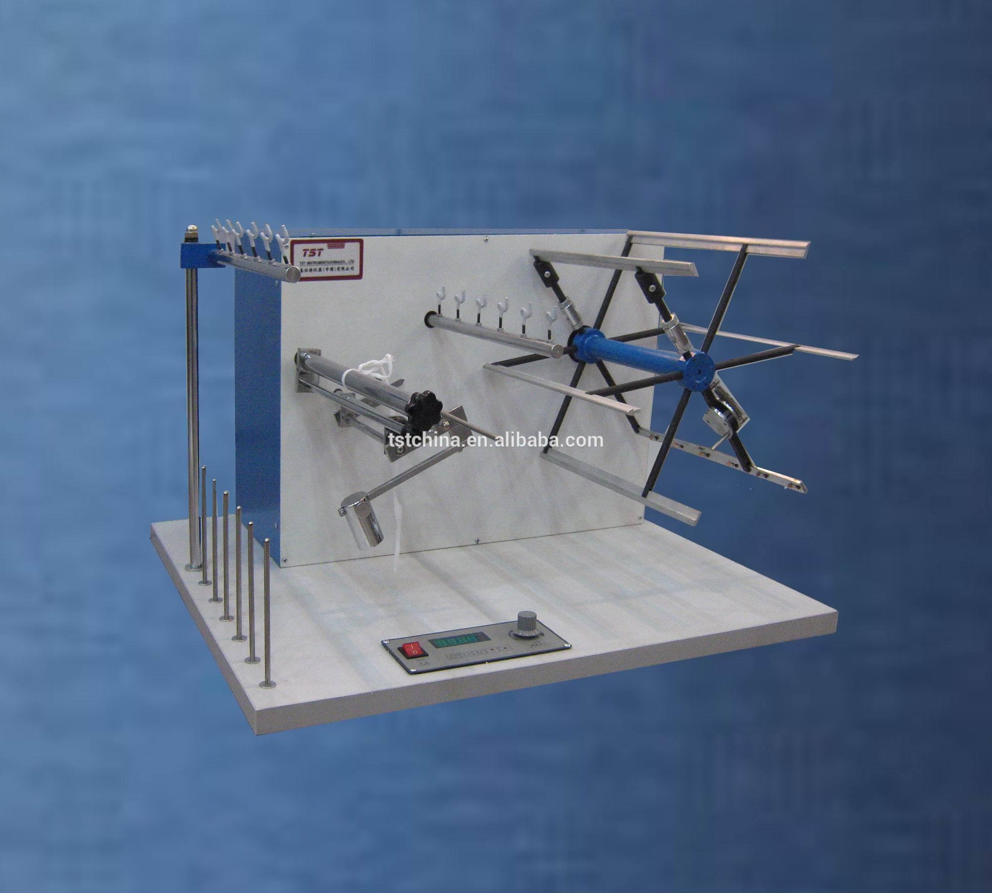 线性密度测试仪,电子包裹卷轴,样本绞纱机,