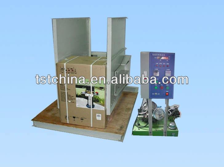 纸盒夹紧试验机/纸盒压缩试验机
