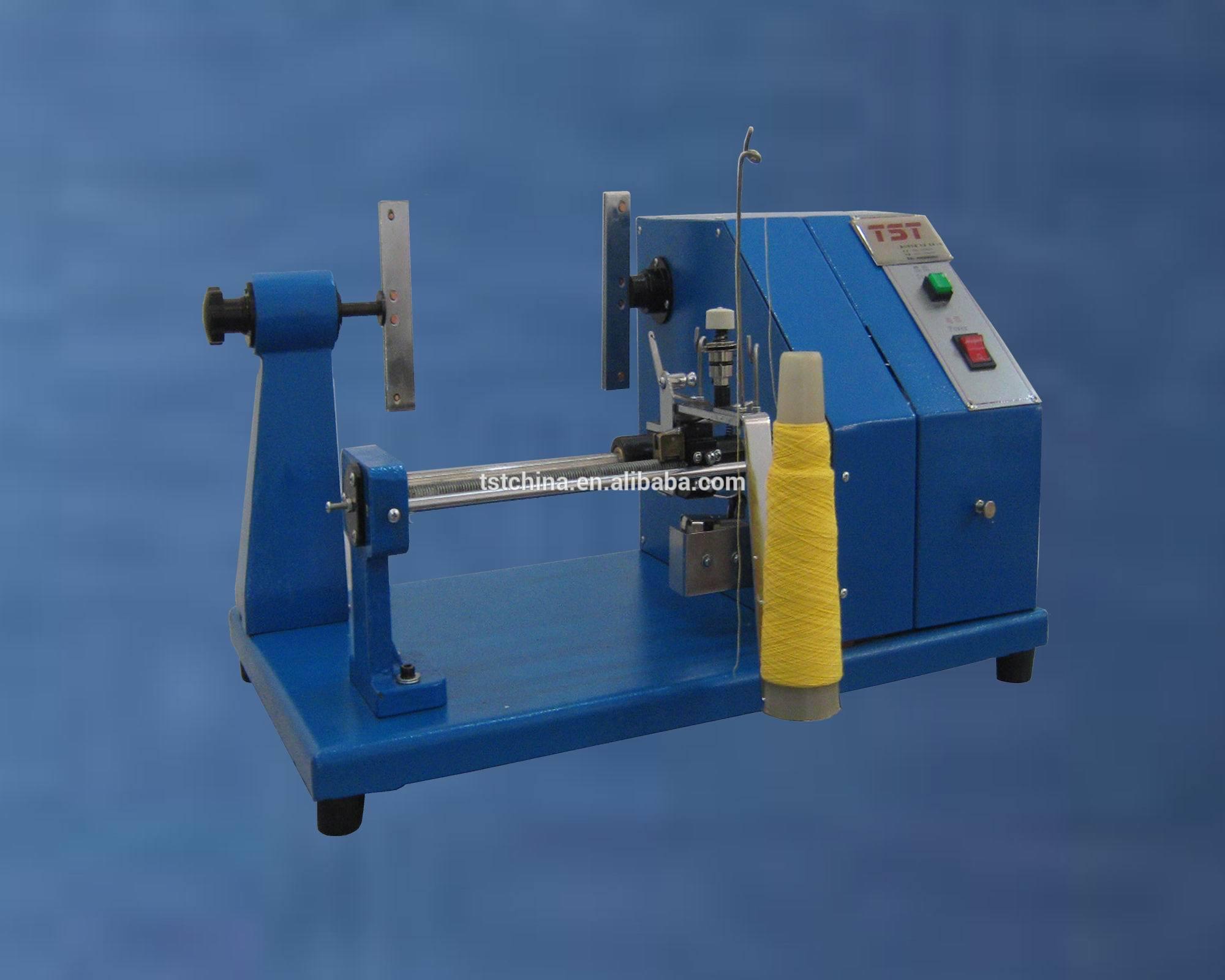 ASTM D2255电子纱线检测机 - 纱线均匀测试