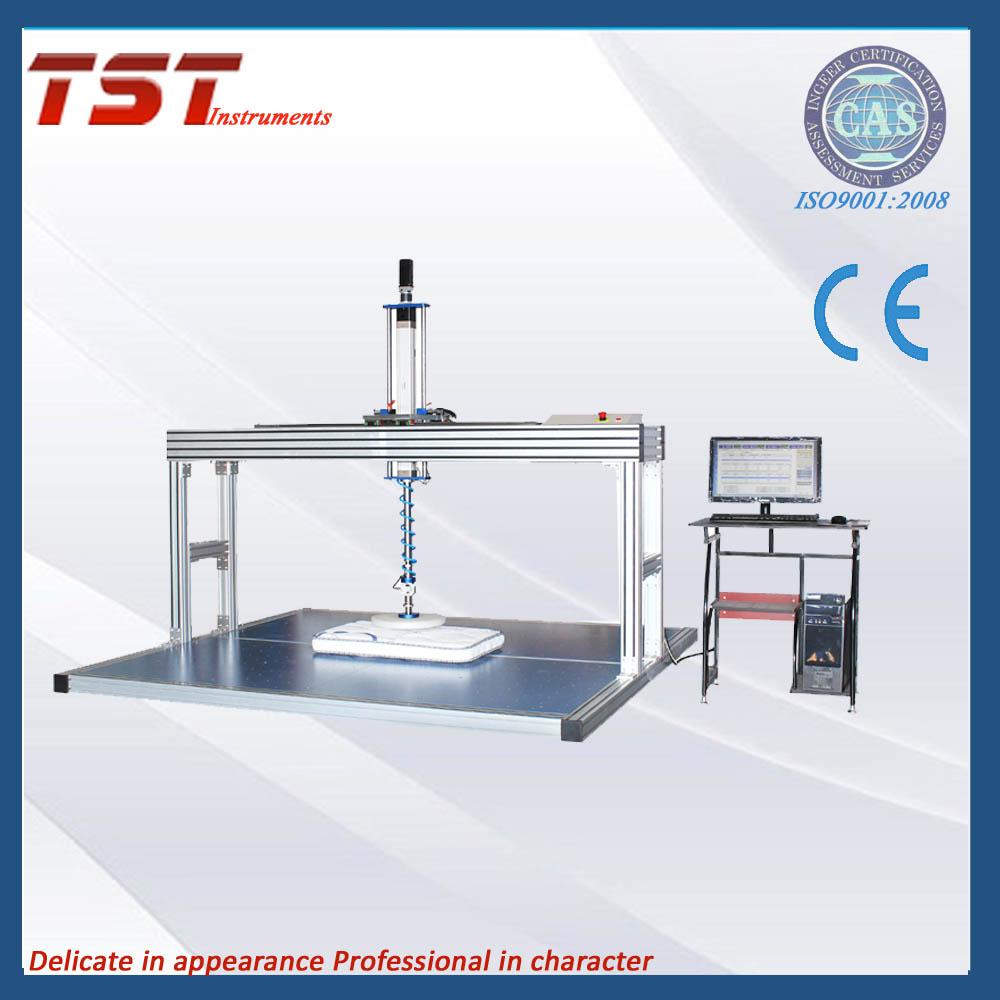 定制弹簧或海绵床垫舒适度测试仪