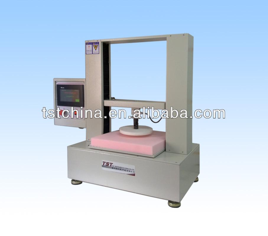 ASTM D 3574泡沫IFD压缩测试仪