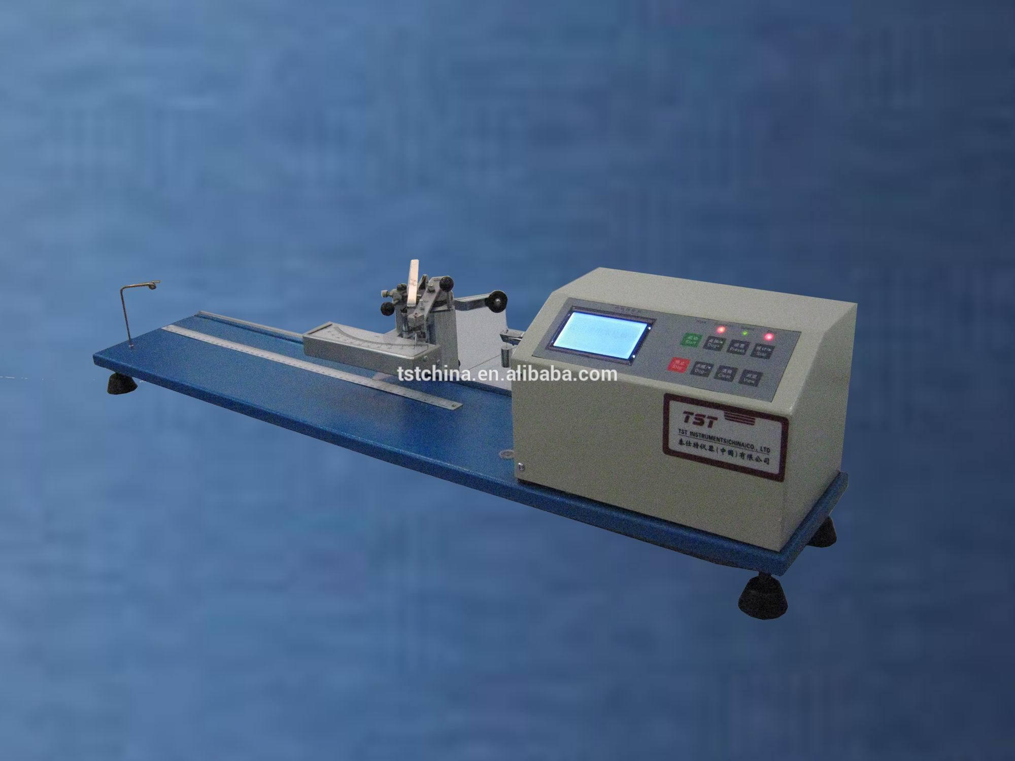 ISO2061电子纱线捻度测试仪手动设备