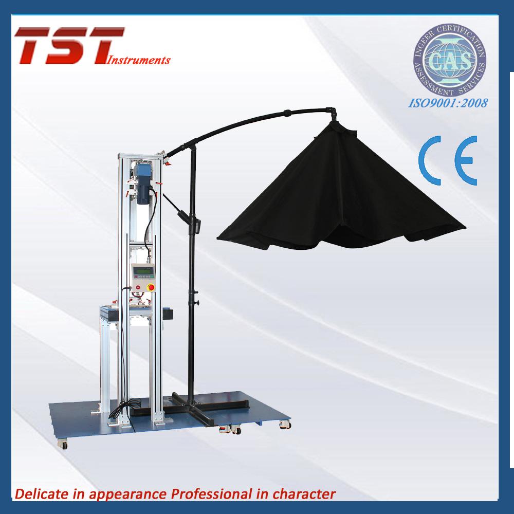 伞布开闭耐久性测试仪非标新设计特色图片