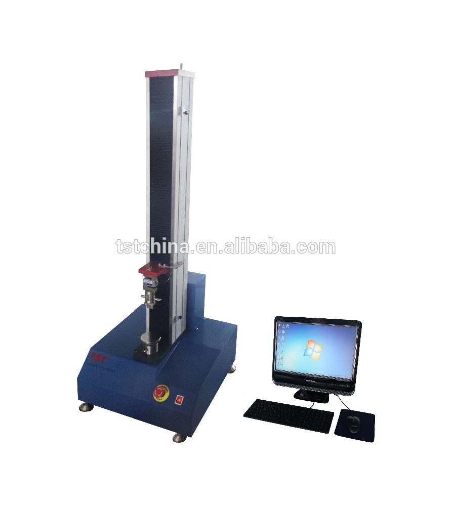 织物/服装台式微机单柱拉伸试验机