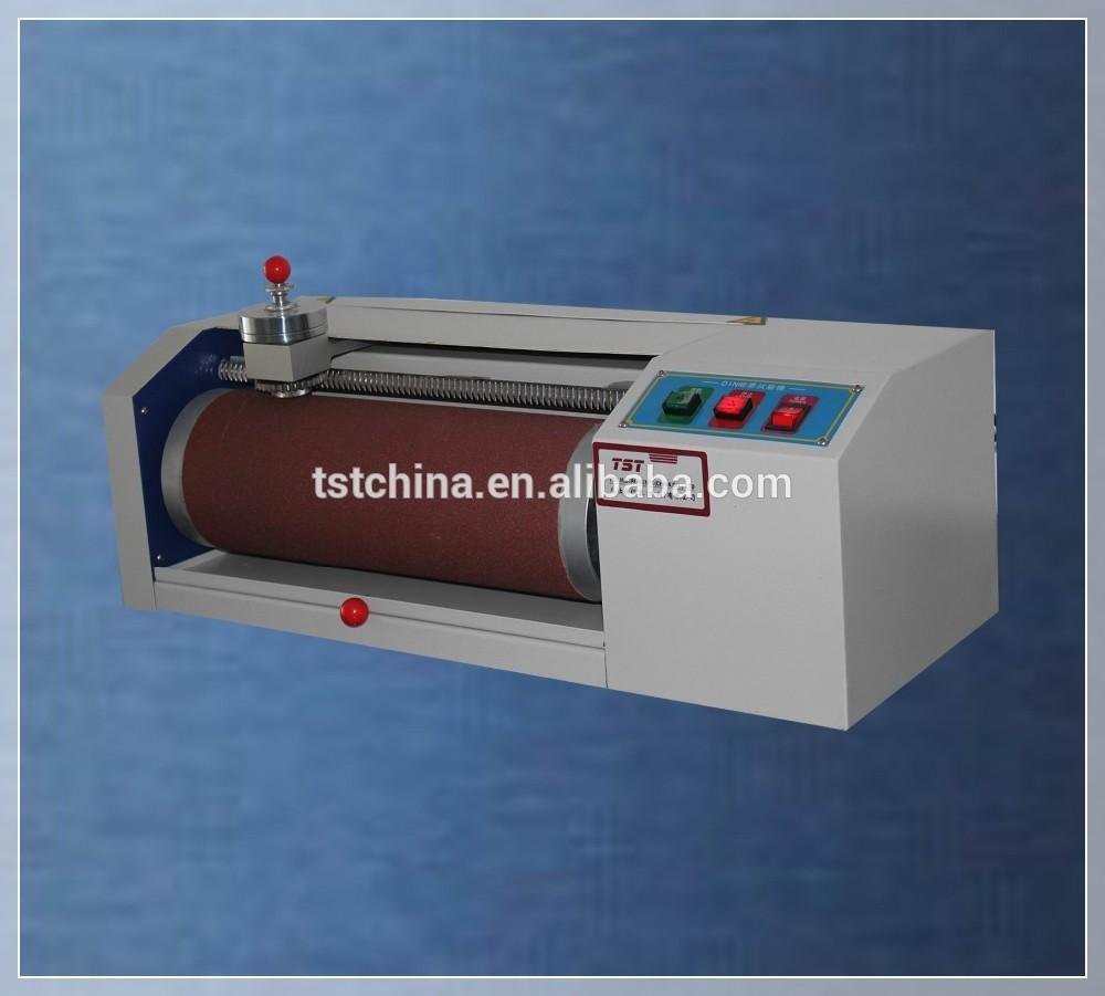 DIN皮革、橡胶、轮胎耐磨性试验机