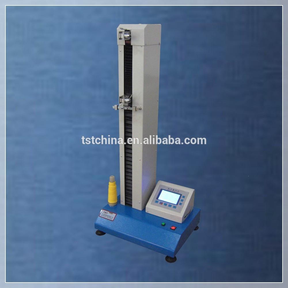 电子单纺织纤维拉伸试验强度/性能测试仪
