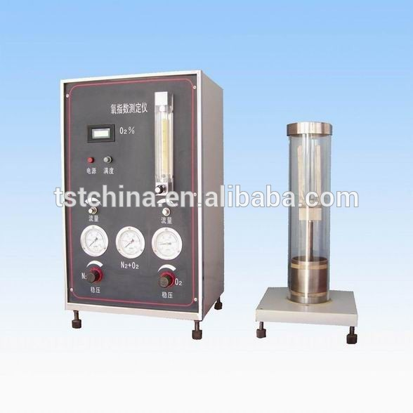 TST薄膜氧指数测试仪/泡沫极限氧指数测试仪