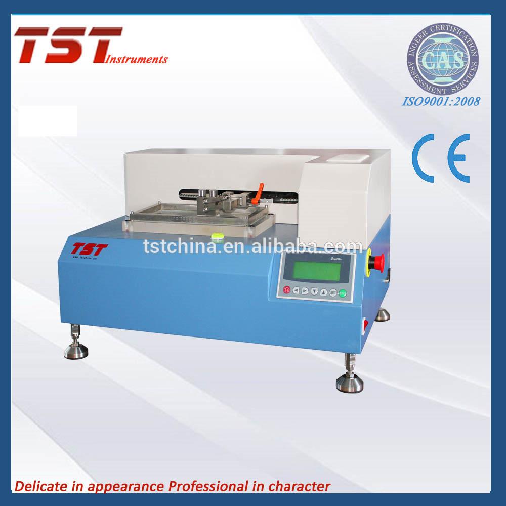 墙纸可洗性测试仪和胶粘剂可擦性测试仪用于外观损伤的测量