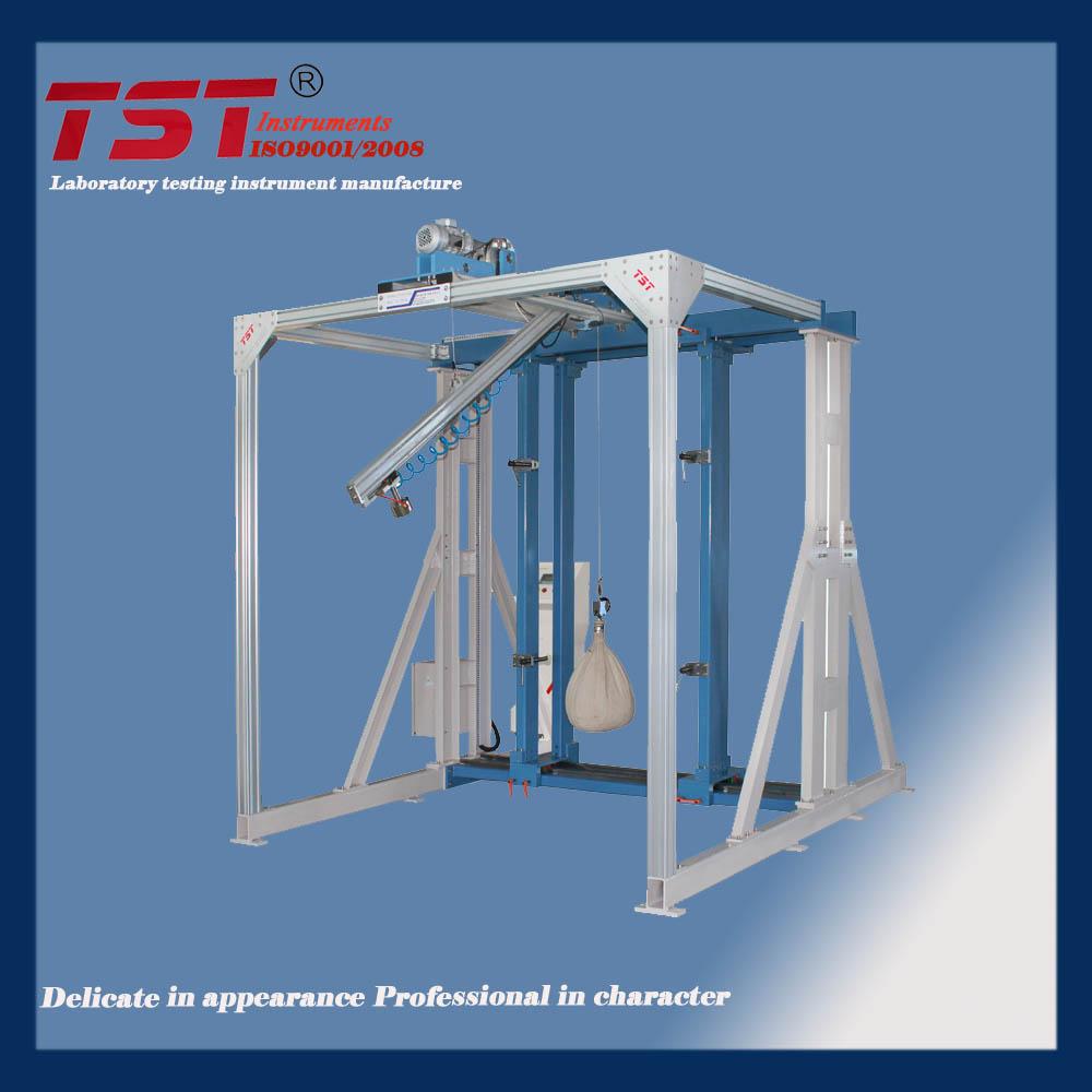 ISO8270门套-软质重物冲击沙袋试验