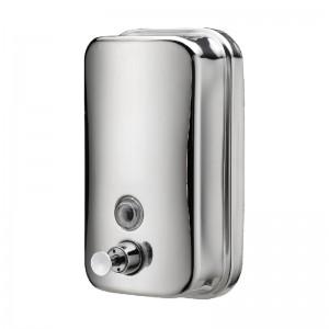 Best quality Induction Soap Dispenser - Stainless Steel Soap Dispenser – LETO