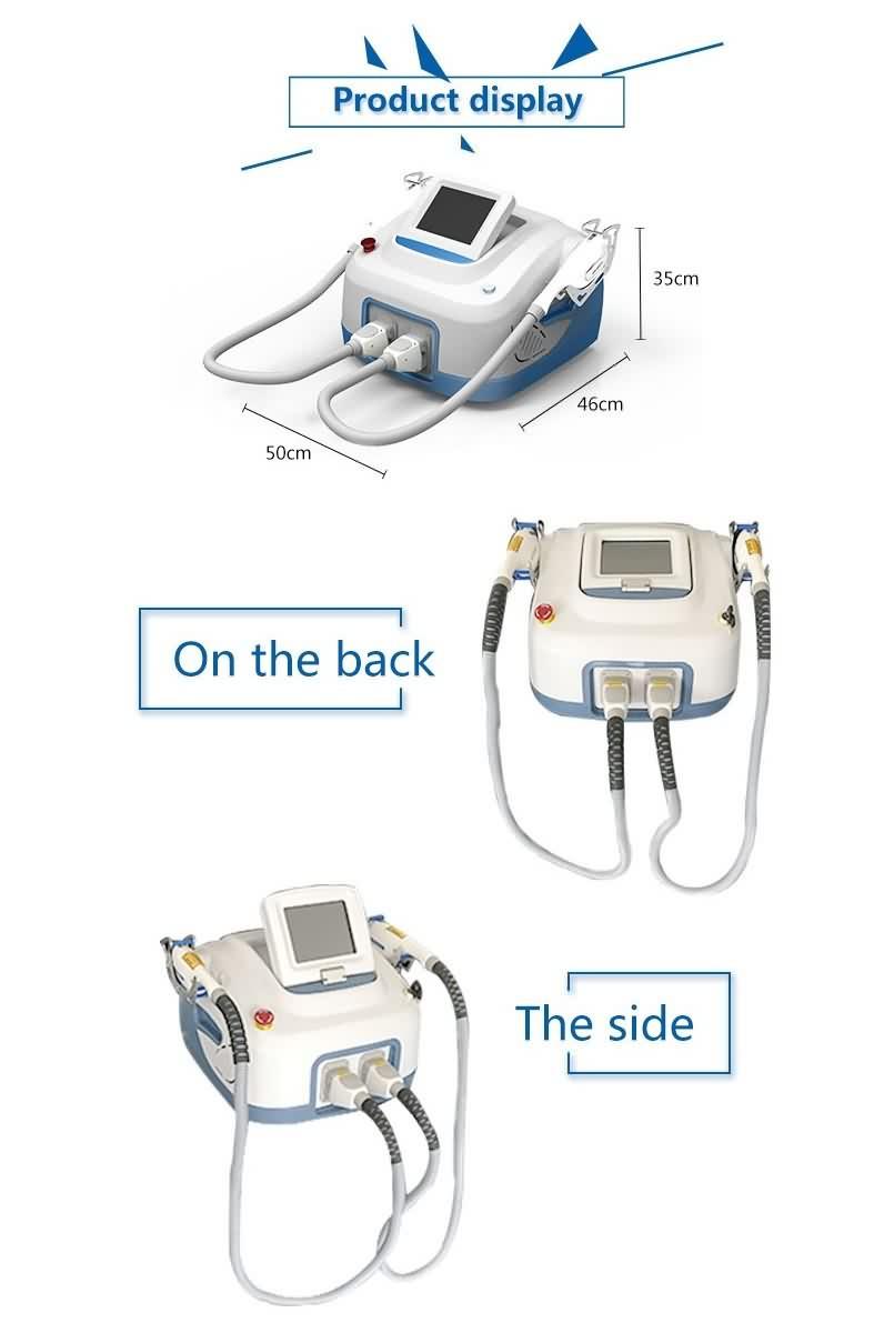 Desk OPT Depilator Freckle Портативное средство для лечения акне Опция для лица (5)
