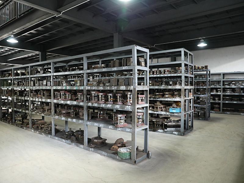 Mould Storage Room